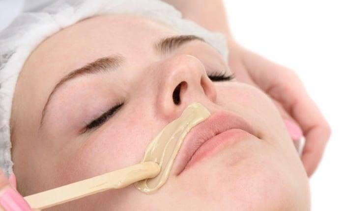como acabar com o bigode feminino